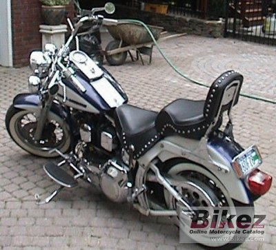 1994 Harley-Davidson 1340 Softail Fat Boy specifications and pictures