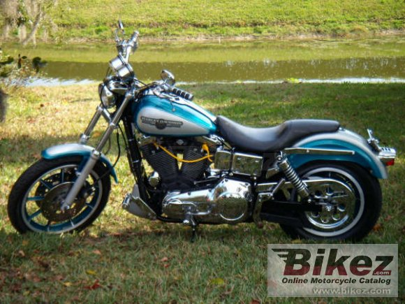 1994 Harley-Davidson 1340 Low Rider Custom photo