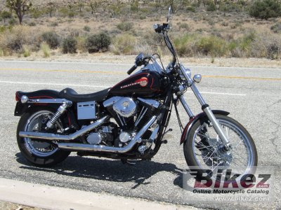 1994 Harley-Davidson 1340 Dyna Wide Glide photo