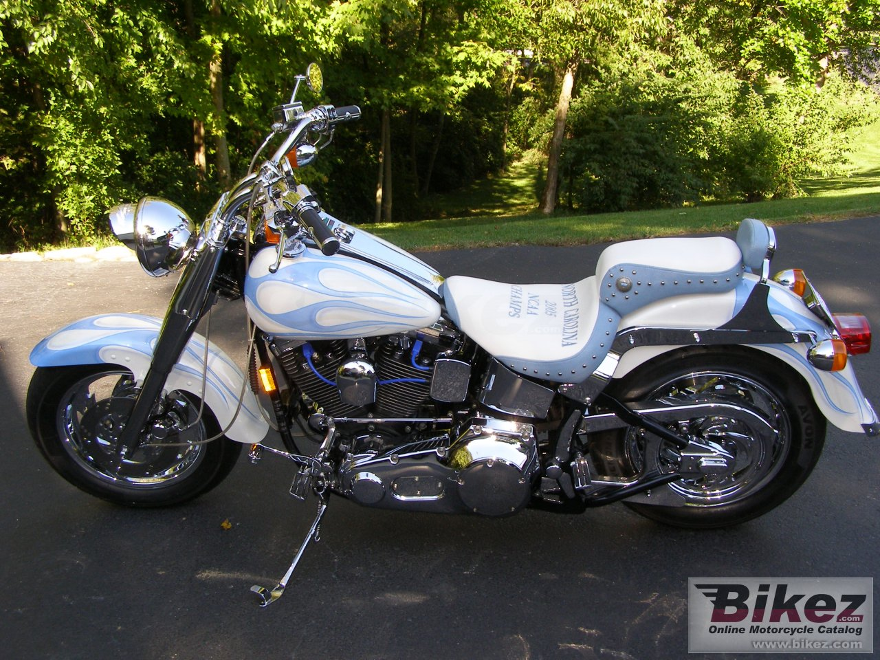 l Special 1340 softail fat boy
