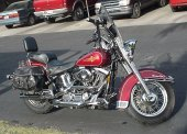 1994 Harley-Davidson 1340 Heritage Softail Custom photo