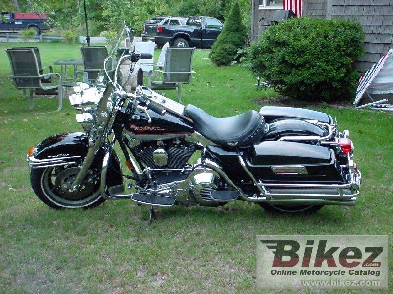 Dave Petersen 1340 electra glide road king