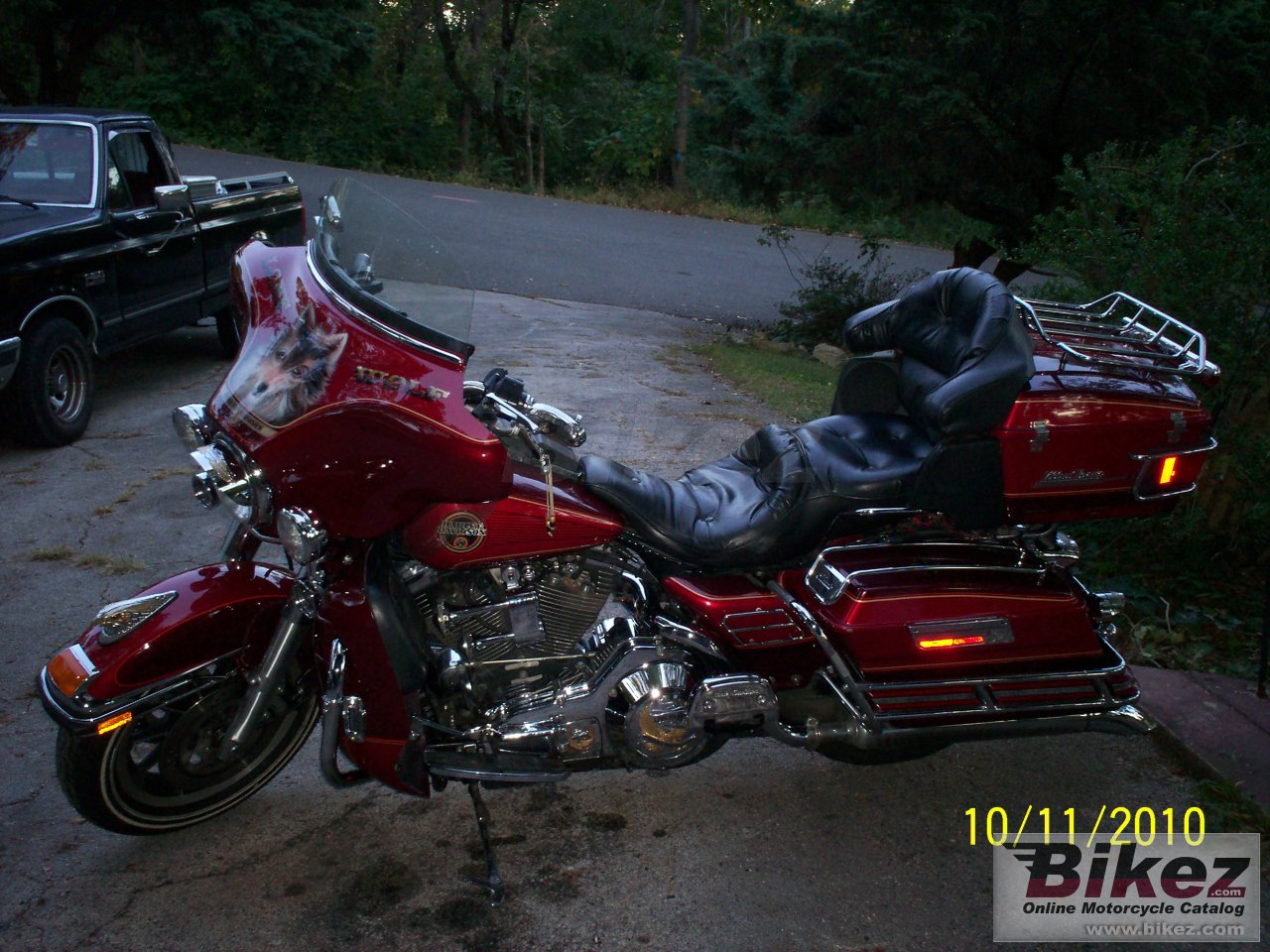 Harley-Davidson 1340 Electra Glide Classic