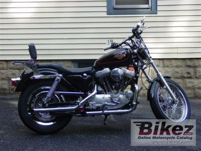1995 Harley-Davidson 1200 Sportster