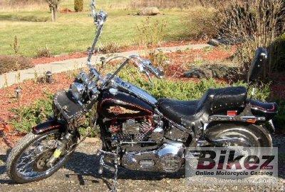 1995 Harley-Davidson 1340 Softail Custom