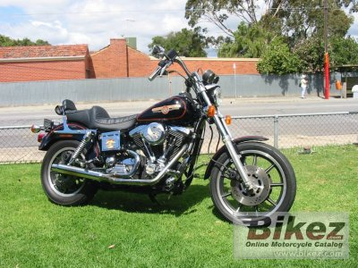 1995 Harley-Davidson 1340 Dyna Convertible photo