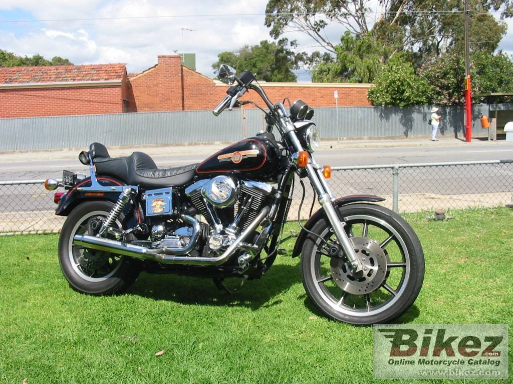 Big Photo - Terry OBrien Adelaide SA 1340 dyna convertible picture and wallpaper from Bikez.com