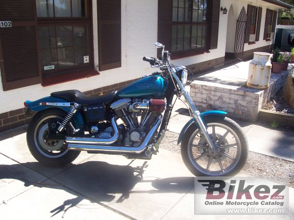 1995 Harley-Davidson 1340 Dyna Low Rider photo