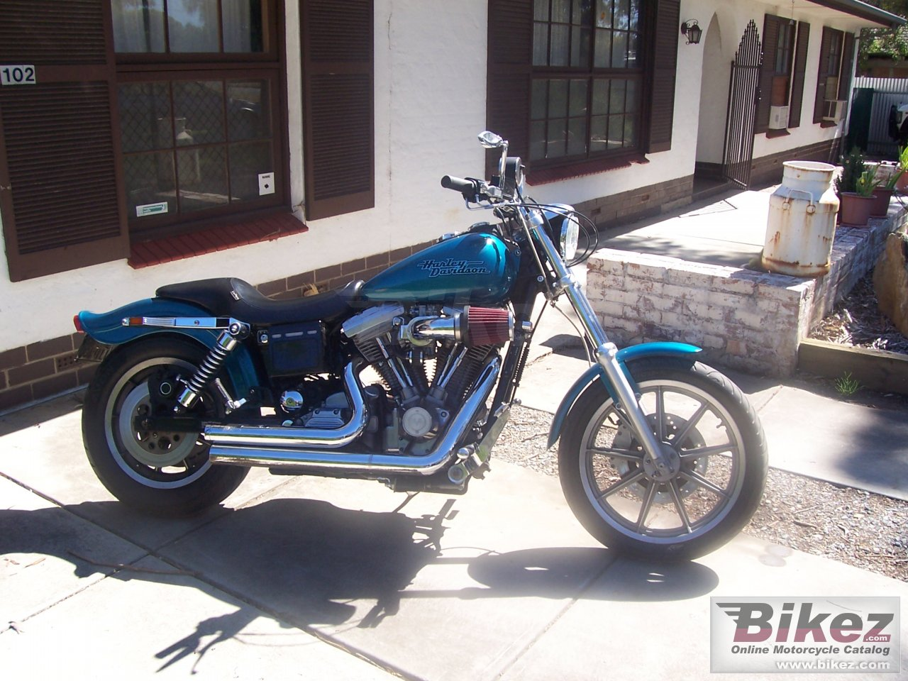 1340 dyna low rider