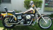 1995 Harley-Davidson 1340 Dyna Wide Glide photo