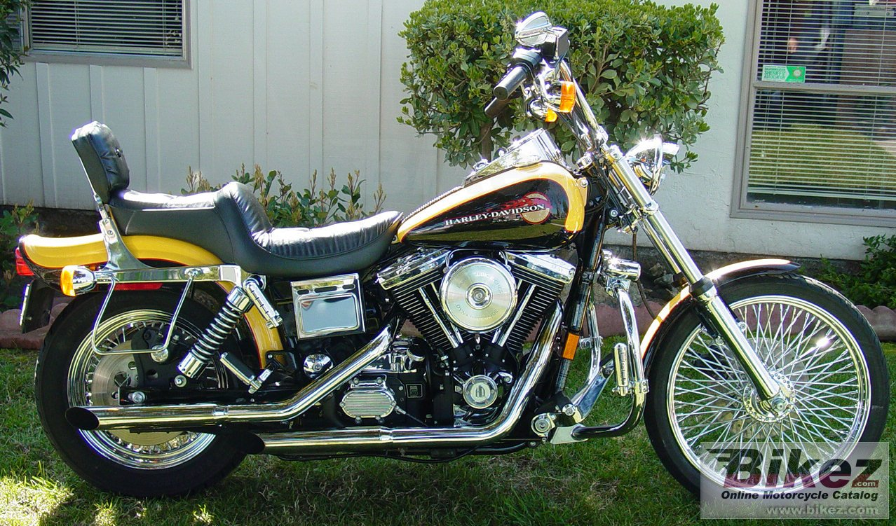 Phil Lopez 1340 dyna wide glide