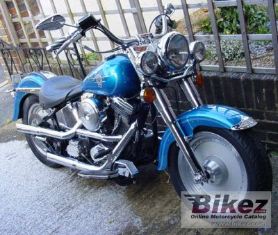 1995 Harley-Davidson 1340 Softail Fat Boy photo