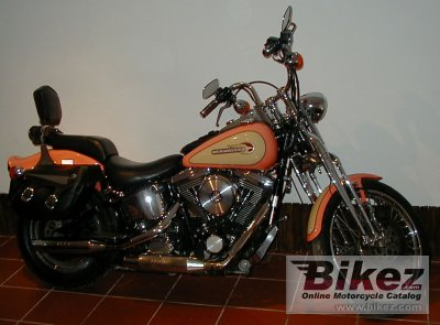 1995 Harley-Davidson 1340 Softail Springer photo