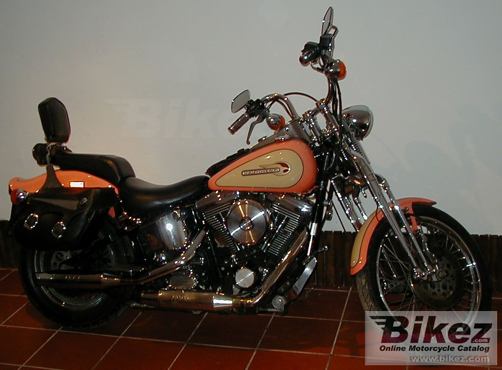 nymous user. 1340 softail springer