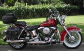 1995 Harley-Davidson 1340 Heritage Softail Classic photo