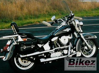 1995 Harley-Davidson 1340 Heritage Softail Special photo