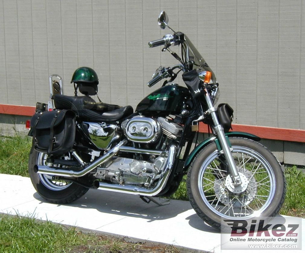 You can also find the latest images of the 1996 harley davidson sportster  883 in the gallery below :
