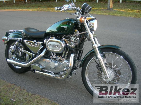 1996 Harley-Davidson Sportster 1200 Custom photo