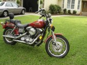 1996 Harley-Davidson Dyna Convertible photo