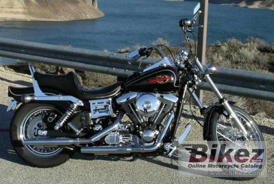 1996 Harley-Davidson Dyna Wide Glide photo