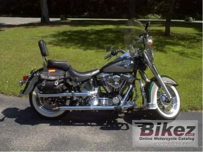 1996 Harley-Davidson Heritage Softail Special photo