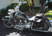 1996 Harley-Davidson Softail Custom photo