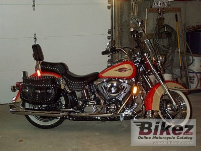 1996 Harley-Davidson Heritage Softail Classic photo