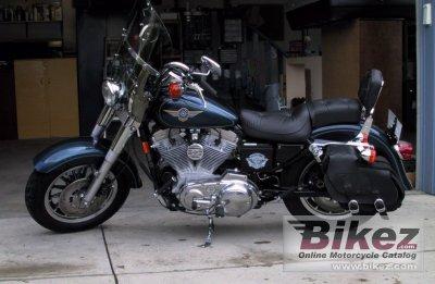 1997 Harley-Davidson 883 Sportster Hugger