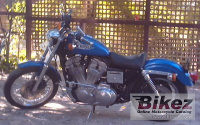 1997 Harley-Davidson 883 Sportster Standard