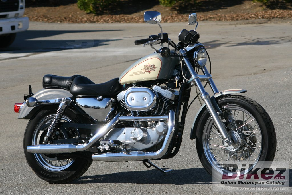 nymous user. sportster 1200