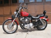 1997 Harley-Davidson Sportster 1200 Custom photo