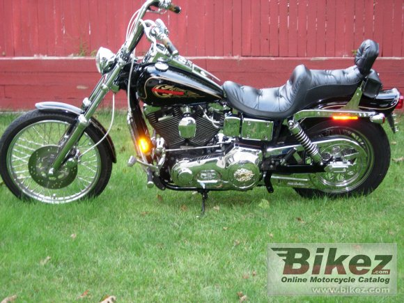 1997 Harley-Davidson Dyna Wide Glide photo
