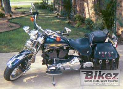 1997 Harley-Davidson Softail Heritage Springer photo