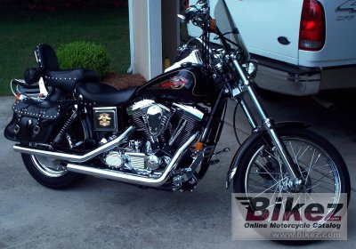1997 Harley Davidson Dyna Wide Glide Specifications Pictures Pics
