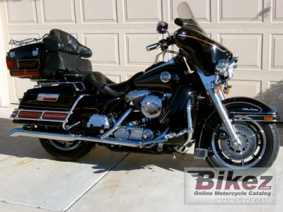 1997 Harley Davidson Electra Glide Ultra Classic Specifications Pictures