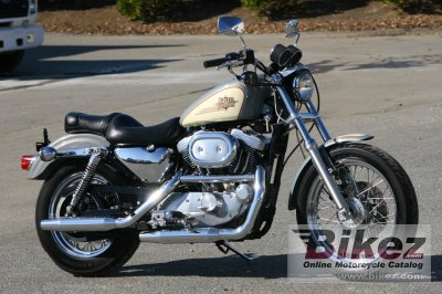 1997 Harley Davidson Sportster 1200 Specifications Pictures Pics