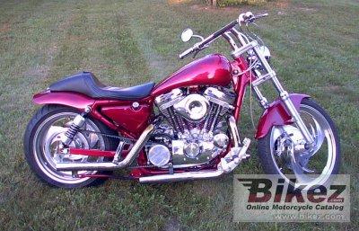 1998 Harley-Davidson 1200 Sportster Custom