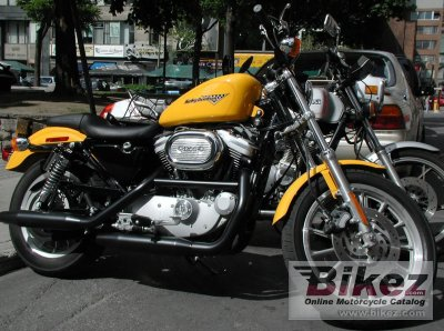 1998 Harley-Davidson 1200 Sportster Sport specifications and