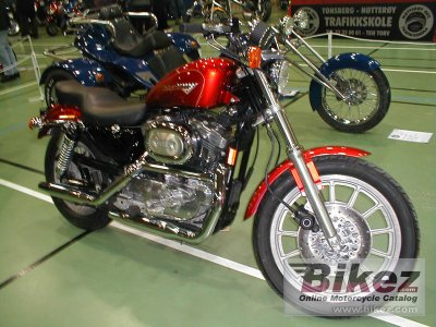 1998 Harley-Davidson 1200 Sportster specifications and pictures