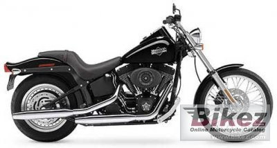 1998 Harley-Davidson FXSTB Softail Night Train photo