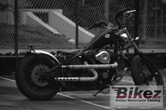 1998 Harley-Davidson FXSTB Softail Night Train