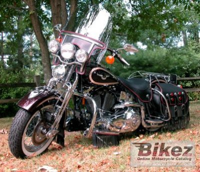1998 Harley-Davidson Softail Heritage Springer photo