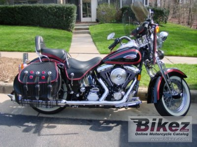 1998 Harley-Davidson Softail Heritage Classic photo