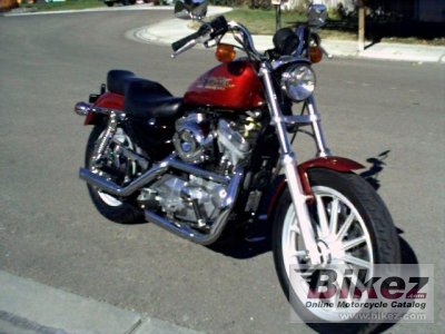 1998 Harley-Davidson 883 Sportster Standard