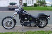 1999 Harley-Davidson FXSTB Night Train