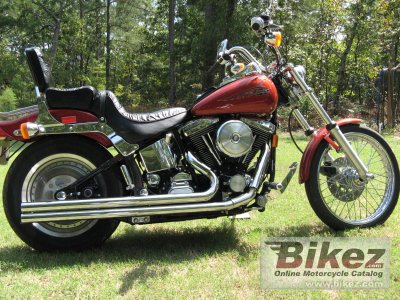 1999 Harley-Davidson FXSTC Softail Custom photo