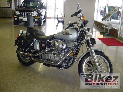 1999 Harley-Davidson FXD Dyna Super Glide photo