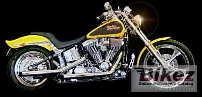 1999 Harley-Davidson Softail Standard photo