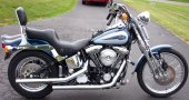 1999 Harley-Davidson Springer Softail photo