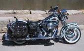 1999 Harley-Davidson Heritage Springer photo